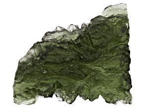 Moldavite 23x19mm Specimen 3.6g