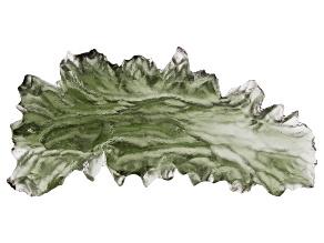 Moldavite 30x15mm Specimen 2.6g