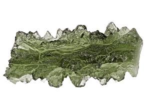 Moldavite 30x15mm Specimen 2.07g