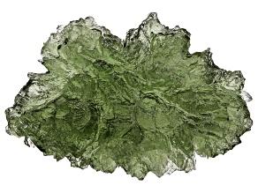 Moldavite 25x20mm Specimen 2.92g