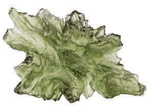 Moldavite 30x25mm Specimen 2.546g