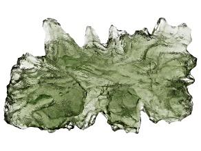 Moldavite 25x15mm Specimen 2.036g