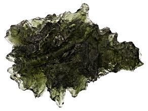 Moldavite 25x15mm Specimen 2.85g