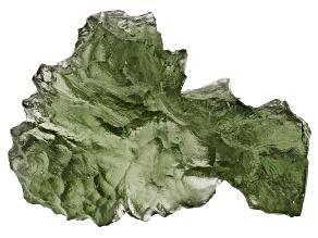 Moldavite 20x15mm Specimen 2.4g
