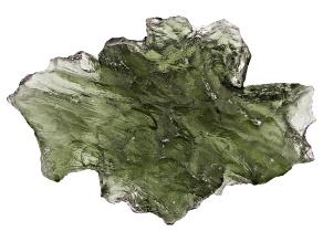 Moldavite 25x15mm Specimen 2.01g