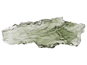 Moldavite 30x15mm Specimen 1.62g