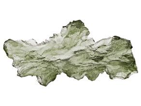 Moldavite 30x15mm Specimen 1.248g