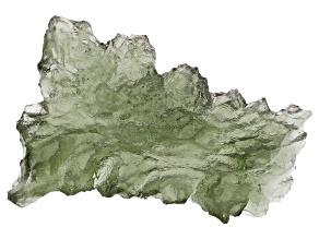 Moldavite 20x15mm Specimen 1.808g