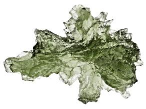 Moldavite 20x15mm Specimen 1.40g