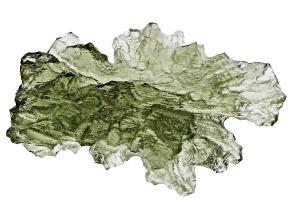 Moldavite 20x15mm Specimen 1.28g