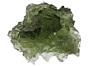 Moldavite 15x15mm Specimen 2.00g