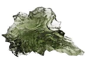 Moldavite 20x15mm Specimen 1.438g