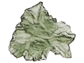Moldavite 20x15mm Specimen 1.00g