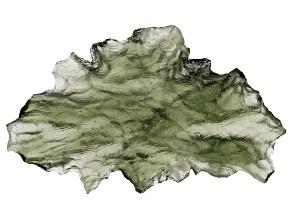 Moldavite 30x15mm Specimen 1.87g