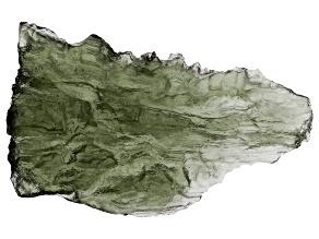 Moldavite 33.71x18.10mm Specimen 3.32g