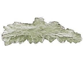 Moldavite 43.85x13.7mm Specimen 1.68g