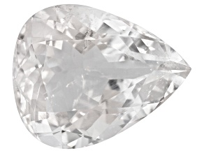 Scapolite Tenebrescent 16x13mm Pear Shape 8.25ct