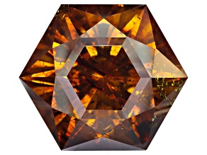 Sphalerite 23mm Hexagon Custom Cut 73.42ct