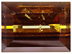 Sphalerite 15.28x11.19mm Rectangle Step Cut 19.33ct