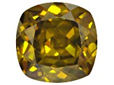 Sphalerite 11mm Square Cushion 6.34ct