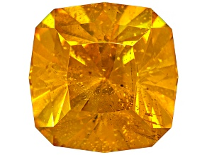 Sphalerite 8.5mm Square Cushion Diamond Cut 3.95ct