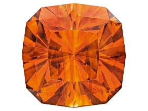 Sphalerite 10.3mm Square Cushion Custom Cut 6.60ct