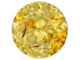 Sphalerite 9mm Round 3.45ct