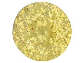 Sphalerite 10mm Round 5.14ct