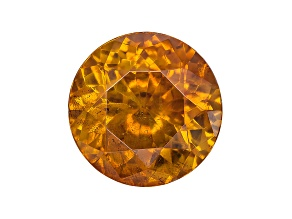 Sphalerite 11mm Round 6.00ct