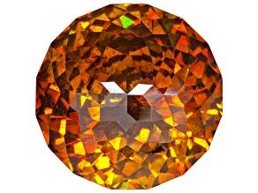 Sphalerite 14.7mm Round 15.49ct