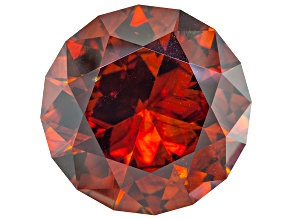 Sphalerite 22.71x22.24mm Round Brilliant 47.14ct