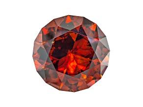 Sphalerite 22.71x22.24mm Round Brilliant 47.14ct