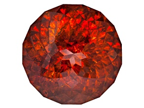 Sphalerite 36.35x35.42mm Round Specialty Cut 257.37ct