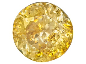 Sphalerite 7mm Round Brilliant 1.90ct