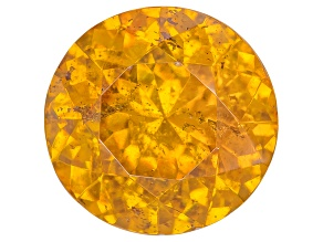 Sphalerite 10mm Round Brilliant 5.60ct