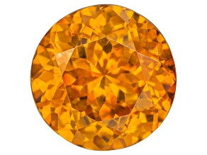 Sphalerite 10.7mm Round Brilliant 6.31ct