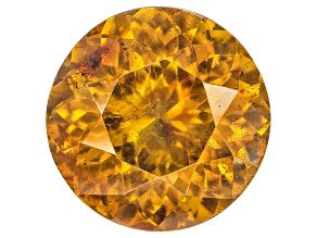 Sphalerite 11.2mm Round Brilliant 6.90ct