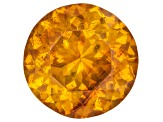 Sphalerite 9mm Round Brilliant 3.80ct