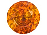 Sphalerite 11mm Round Brilliant 6.39ct
