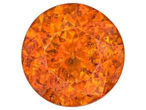 Sphalerite Round Brilliant 3.25ct