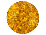 Sphalerite 7.5mm Round Brilliant Suite 4.42ctw