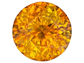Sphalerite 9mm Round Brilliant 3.50ct