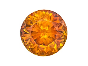 Sphalerite 9mm Round Brilliant 3.75ct