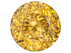 Sphalerite 8mm Round Brilliant 2.60ct