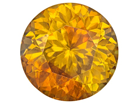 Sphalerite 8mm Round Brilliant 2.75ct