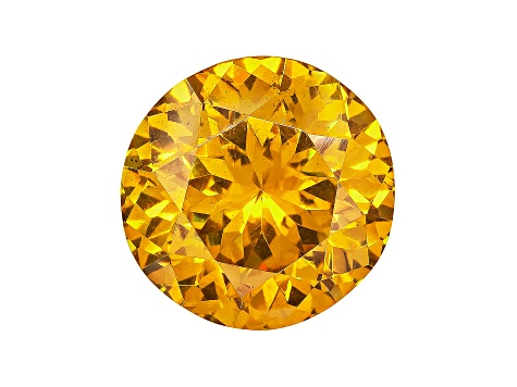 Sphalerite 12.5mm Round Brilliant 9.58ct