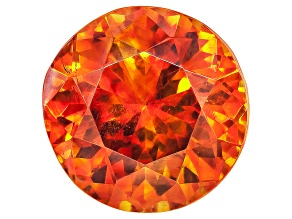 Sphalerite 11.9mm Round Brilliant 8.97ct