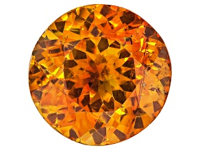 Sphalerite 11.7mm Round Brilliant 7.13ct