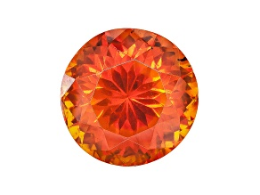 Sphalerite 12.1mm Round Brilliant 9.73ct