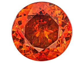 Sphalerite 13mm Round Brilliant 8.91ct